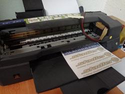 Textildruck Sublimation ausdrucken